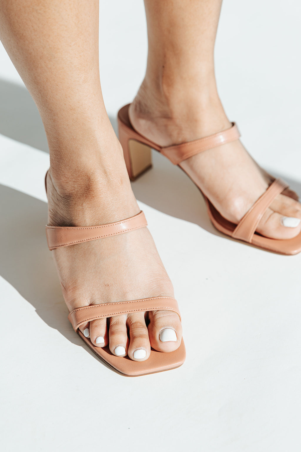 Chinese Laundry: Yanti Slide Sandal in Coral
