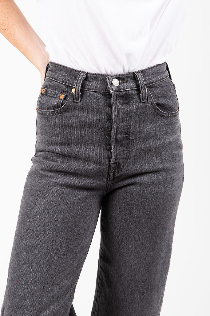 Levi's: Ribcage Straight Jeans in That Girl