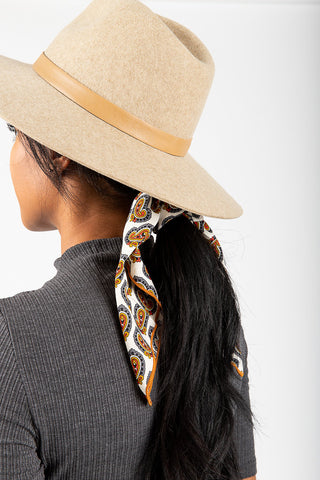 Savannah Stripe Neck Scarf