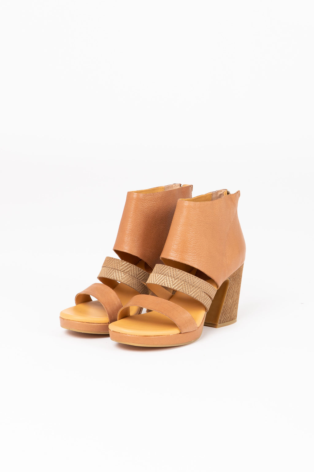 Kork-Ease: Hickland Heel in Brown