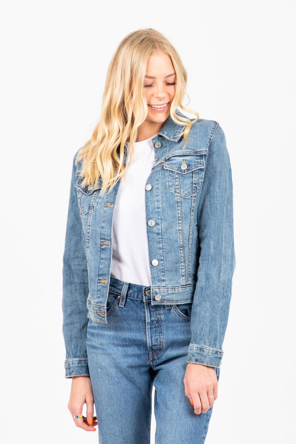 Levi's: Original Trucker Denim Jacket in Chronicles