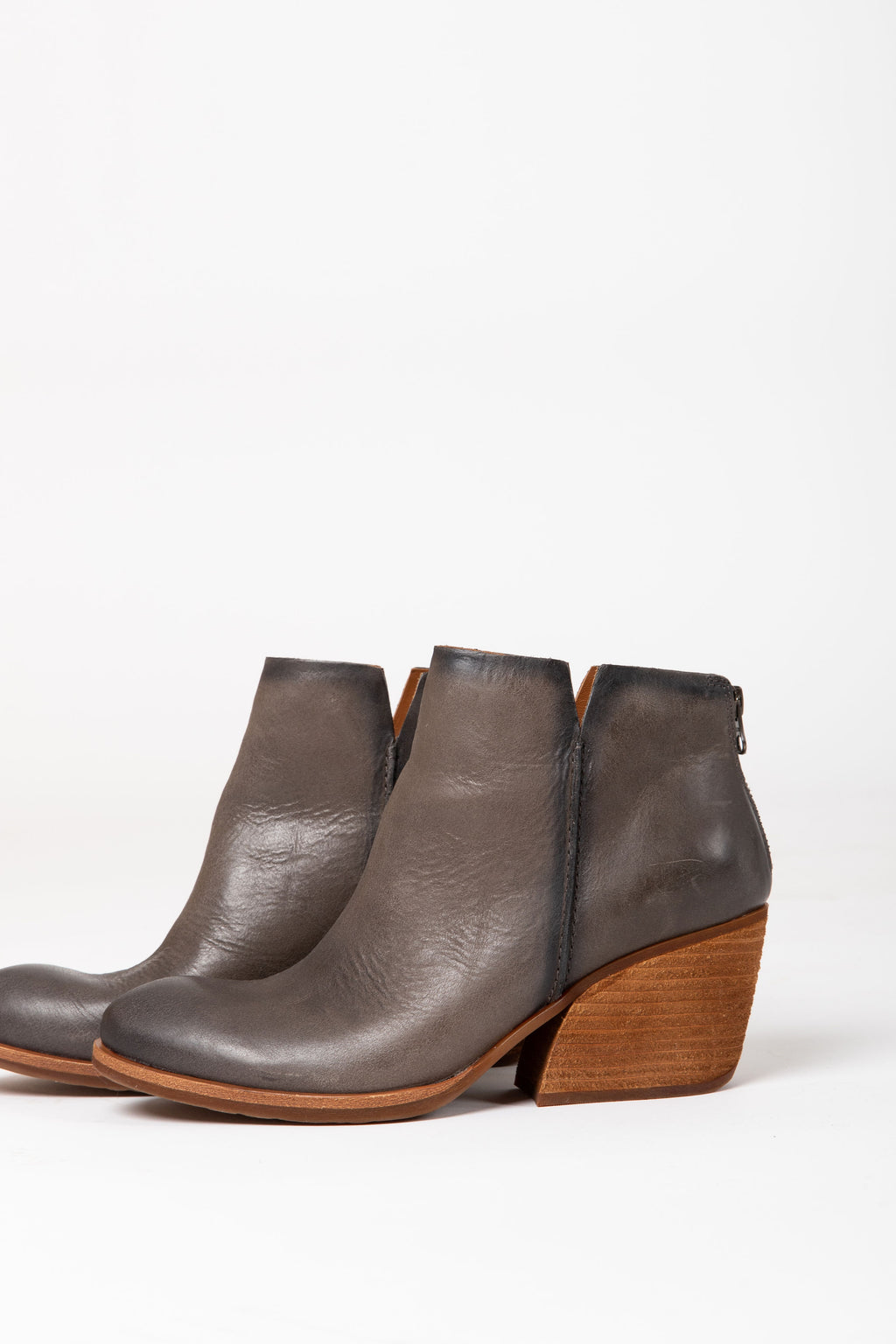 Kork-Ease: Chandra Boot in Grey