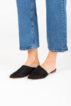 Coconuts by Matisse: Xander Mule Flat in Black