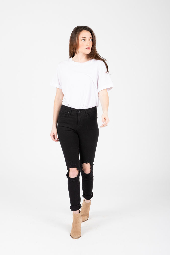 Levi's: 721 High Rise Skinny Jeans in Looker