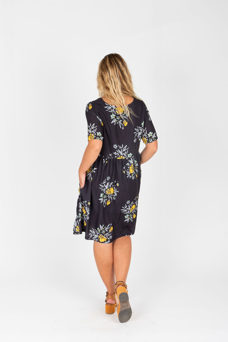 Piper & Scoot: The Swenson Floral Dress
