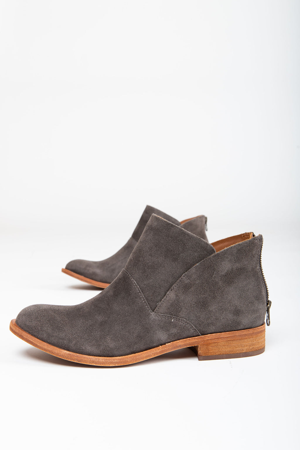 Korkease: Ryder Bootie in Grey