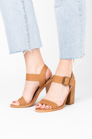 BC: Therapeutic Sandal in Tan