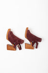 Kork-Ease: Hopi Wedge in Burgundy
