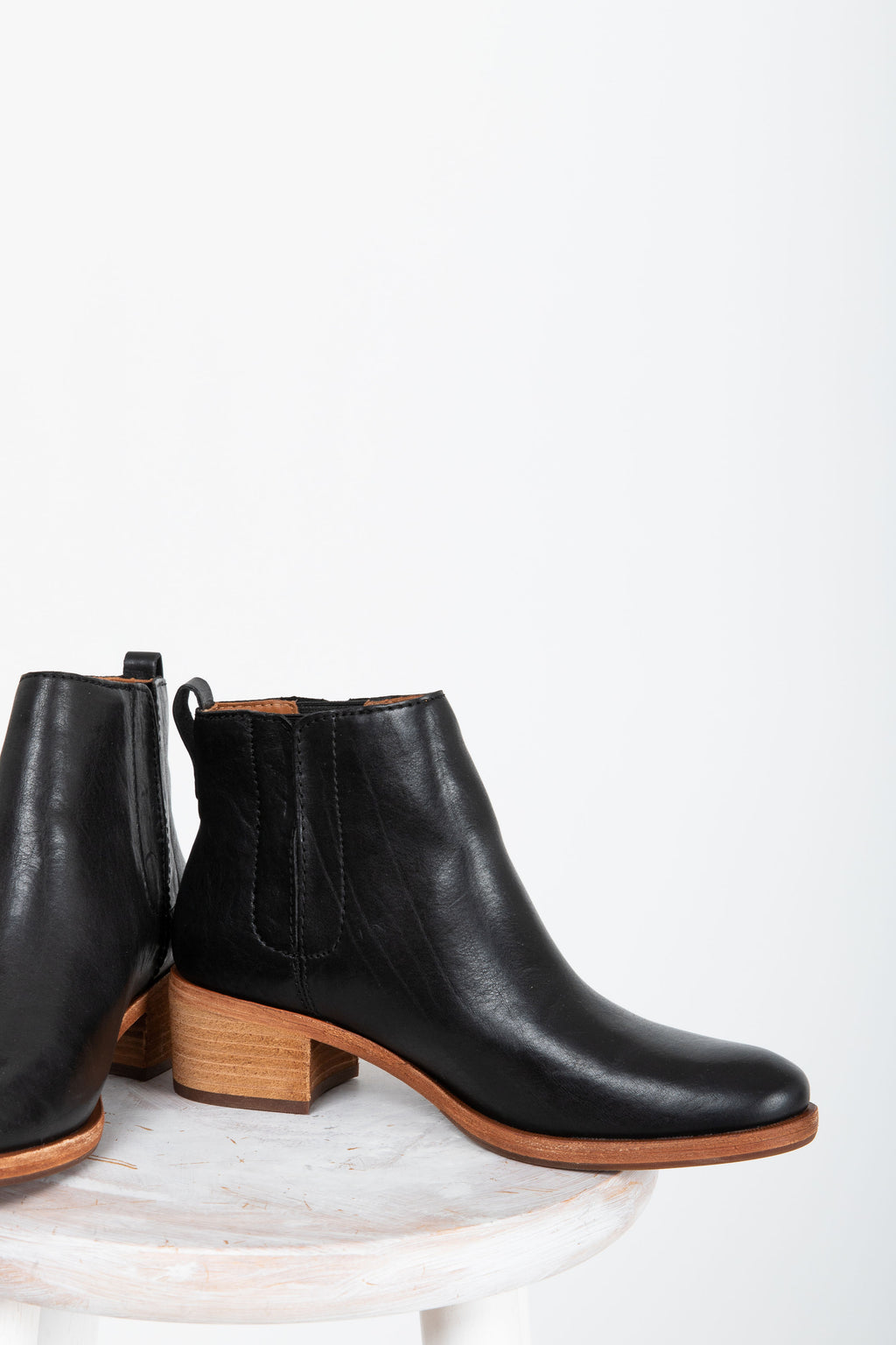 Korkease: Mindo Boot in Black