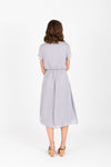 The Derby Dress in Grey