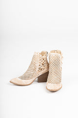 Coconuts by Matisse: Walk On Bootie in White
