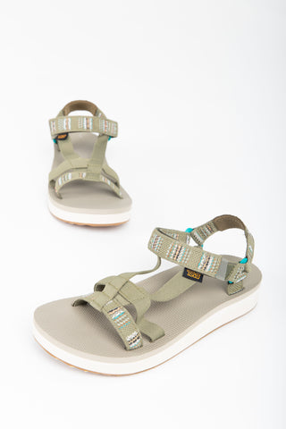 Steve Madden: Chaser Sandal in Natural
