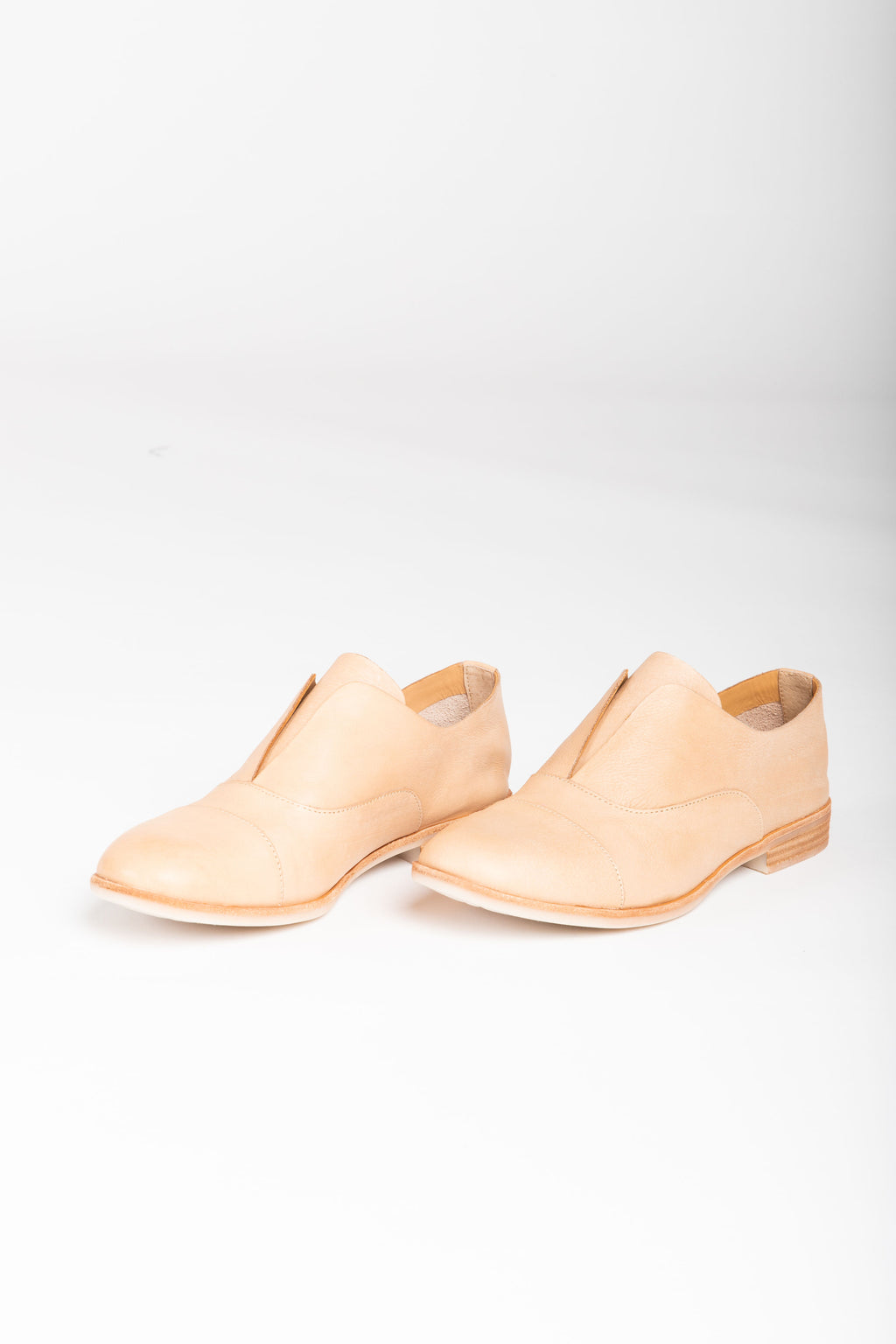 Kork-Ease: Nottingham Oxford Flat in Natural