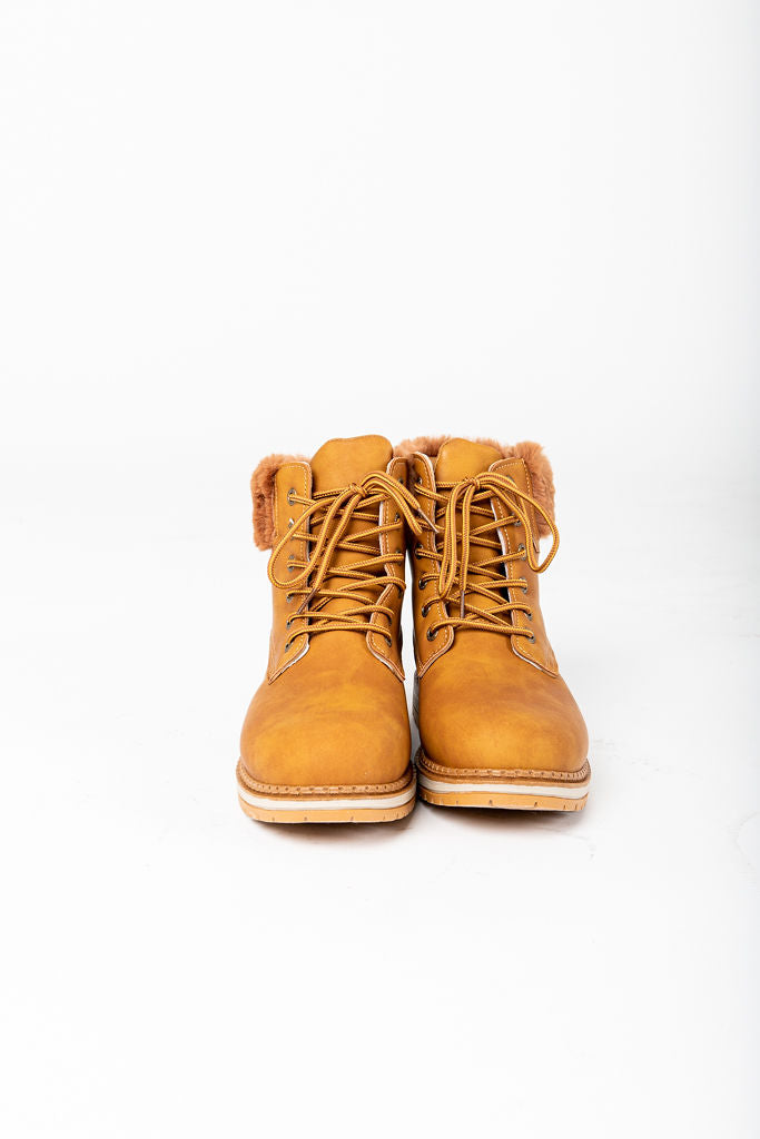Chinese Laundry: Altitude Boot in Tan