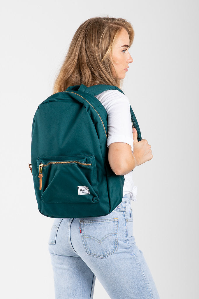 Herschel: Settlement Backpack in Deep Teal