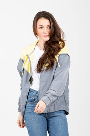 The Palmer Windbreaker in Dandelion