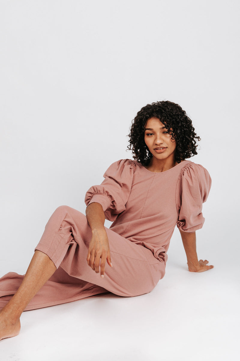Free People: Jackie One Piece in Smoked Roses