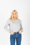 Levi's: Perfect Logo Tee in Serif Lavender Lave