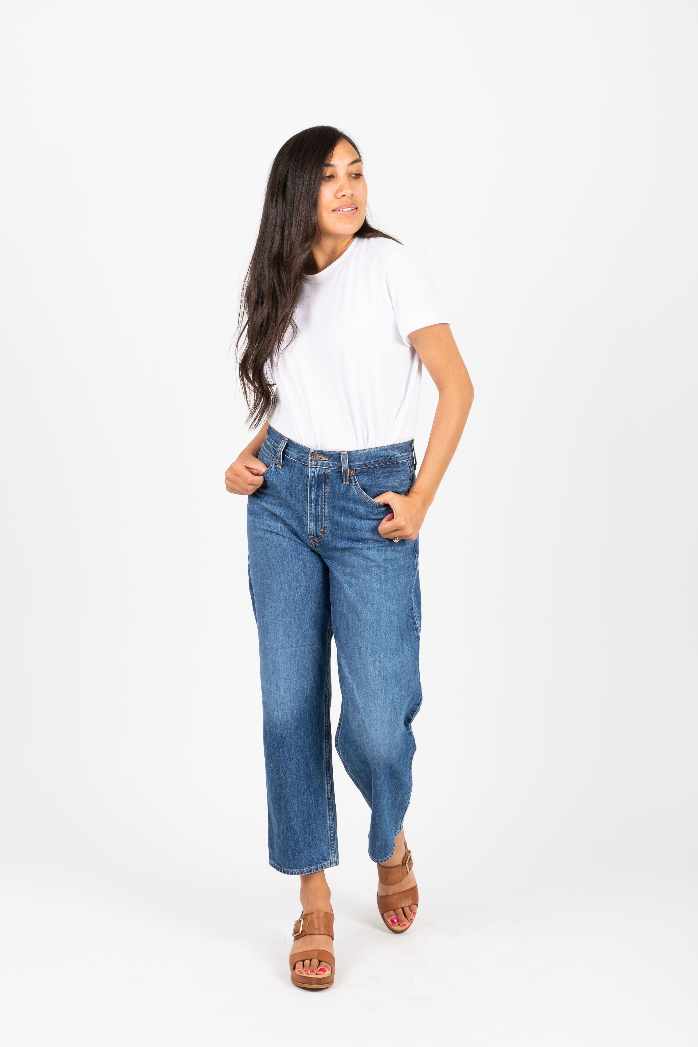 Levi's: Dad Jeans in Joe Cool