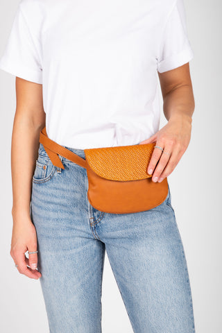 Hobo: Rachel Wallet in Clay
