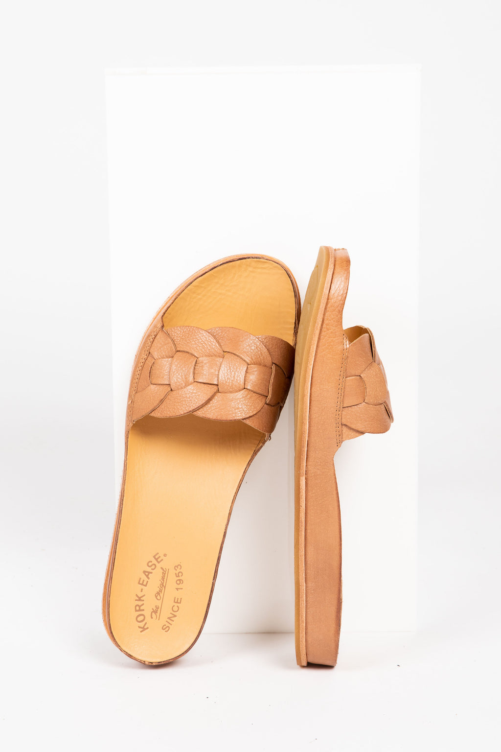 Kork-Ease: Dolphin Sandal in West