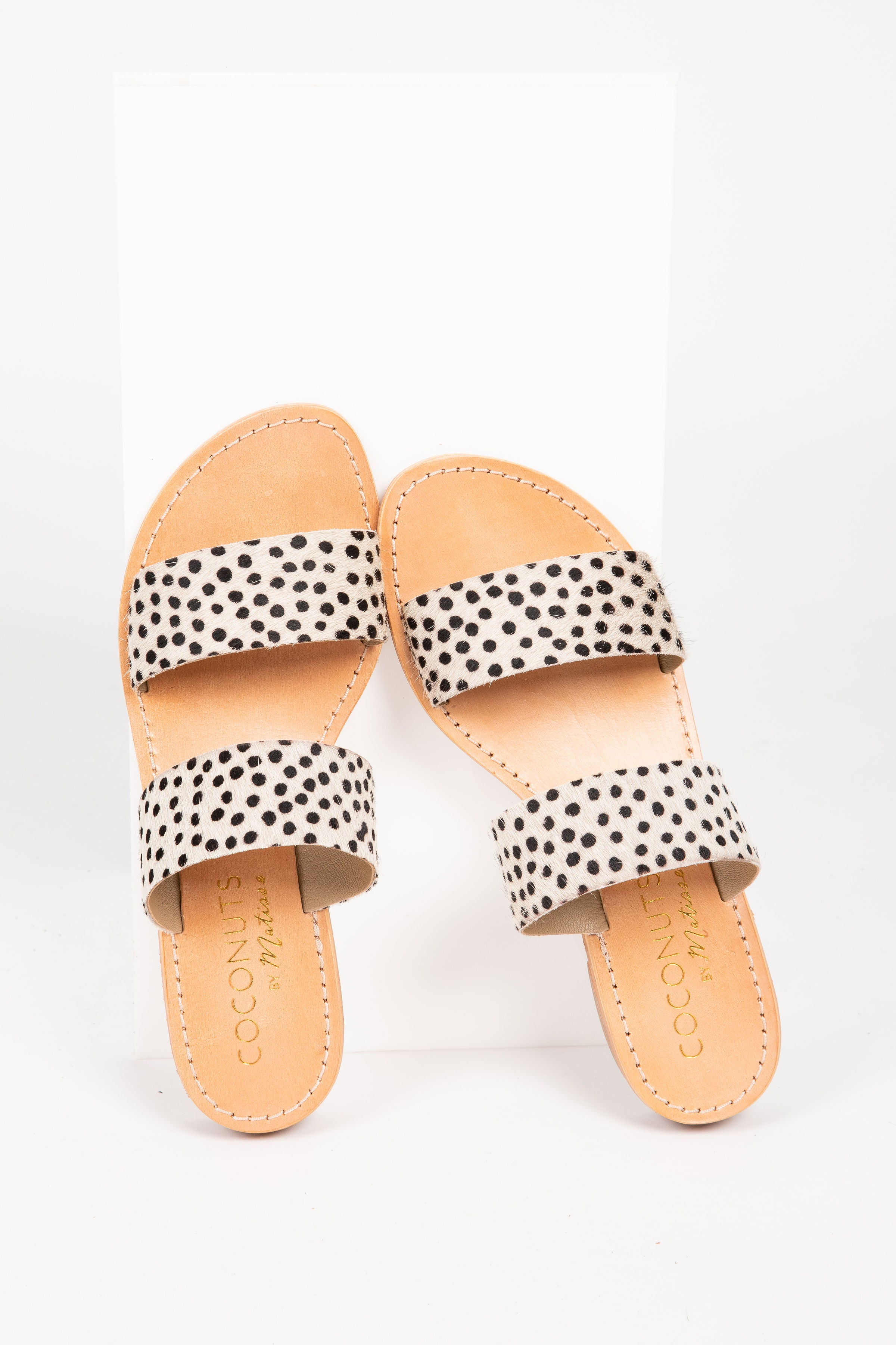 Coconuts by Matisse: Limelight Sandals in Leopard