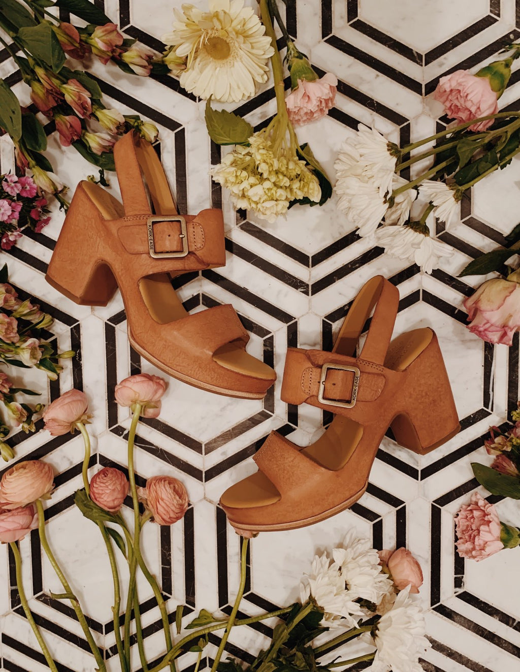 Kork-Ease: San Carlos Sandal in Tan