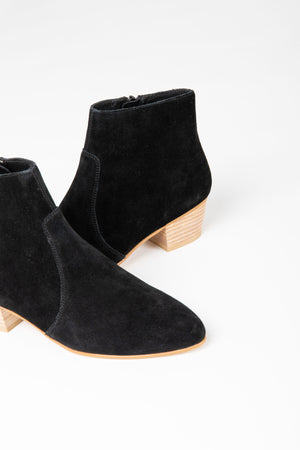 Soludos: Lola Bootie in Black