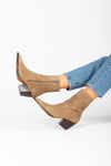 Kork-Ease: Kama Bootie in Brown