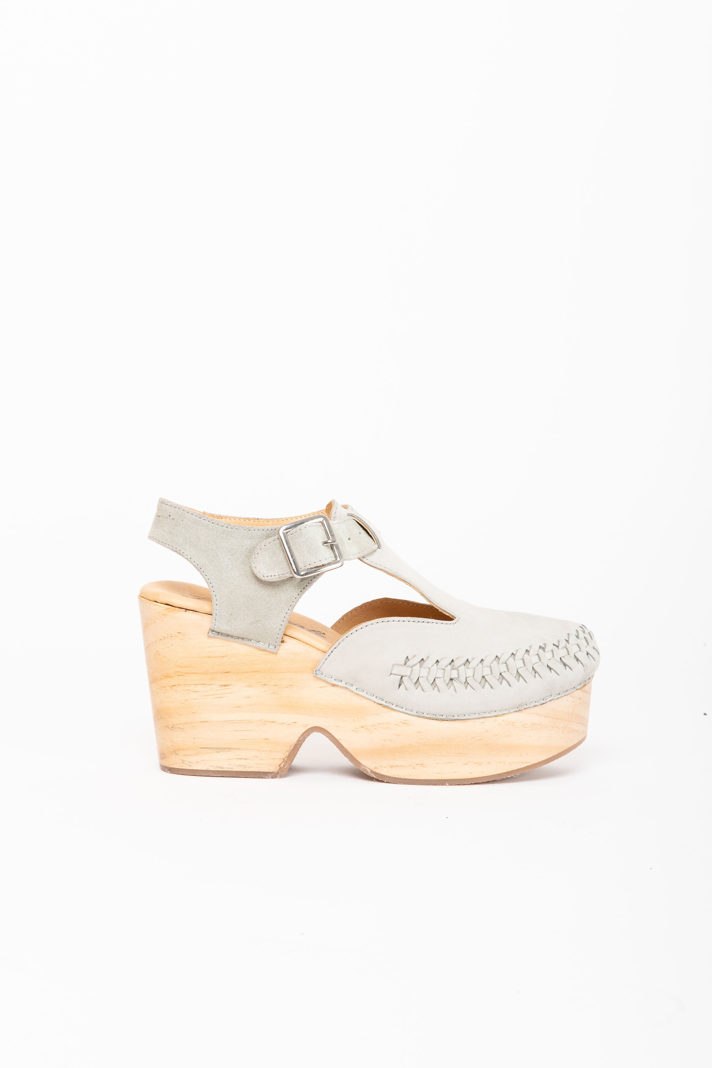 Free People: Emmer Clog in Grey