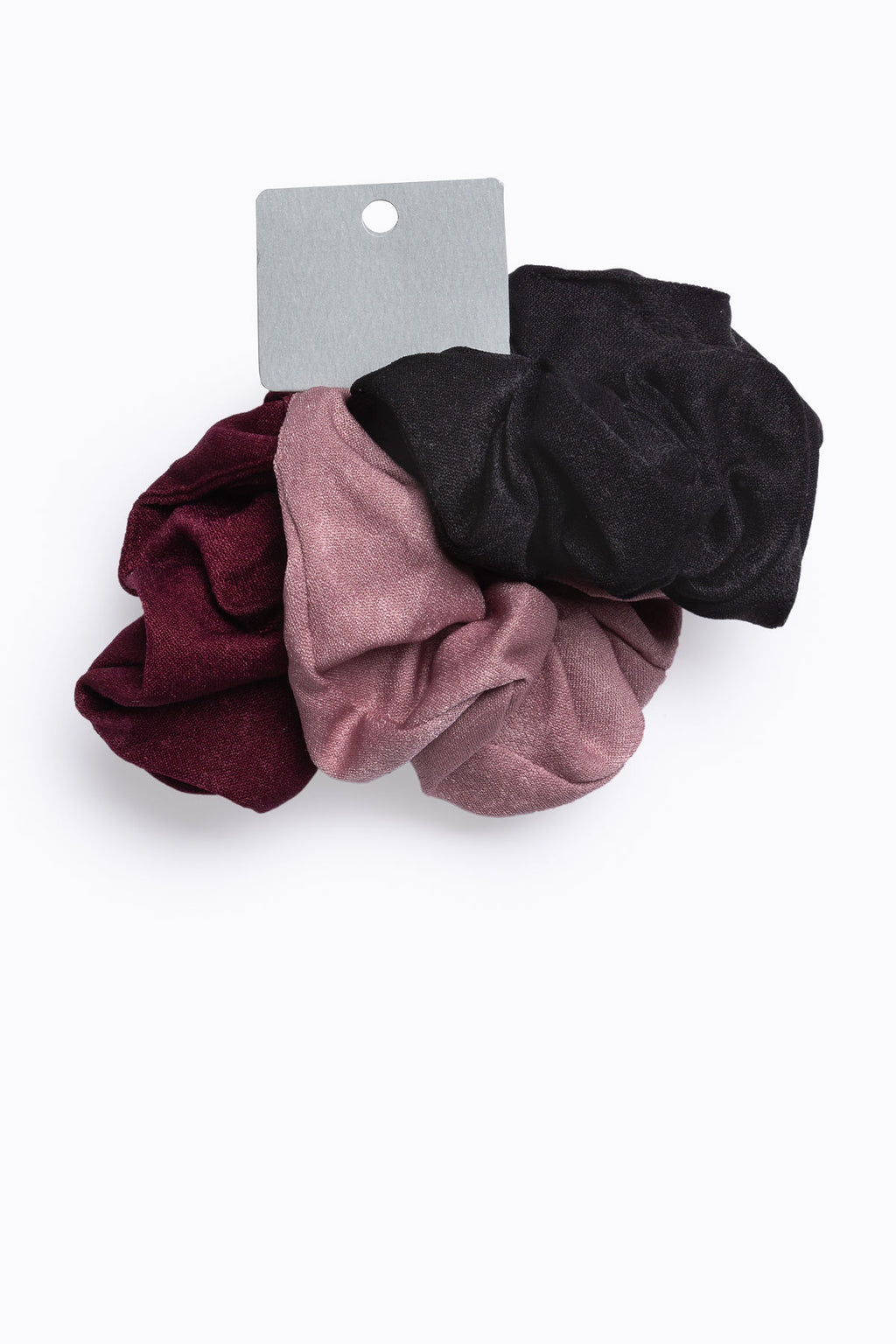 The Mauve Scrunchie Set