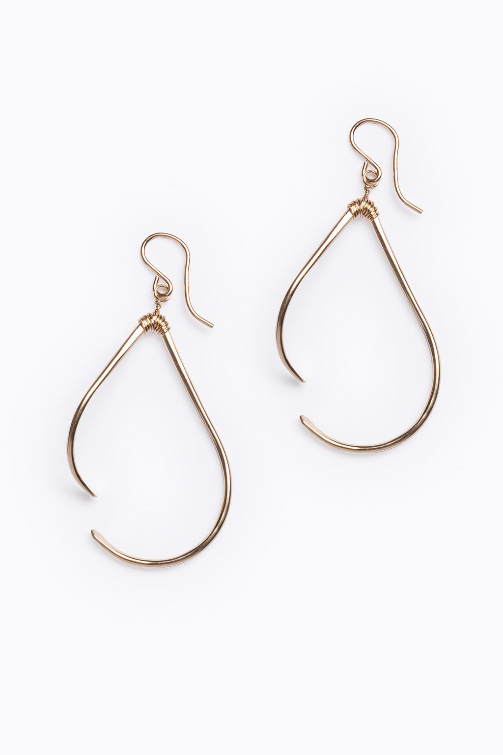 Nashelle: Wishbone Earring