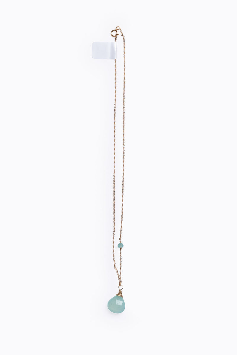 Nashelle: Cabana Gem Necklace