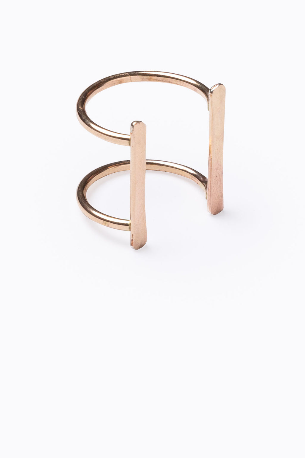 Nashelle: Double Bar Ring