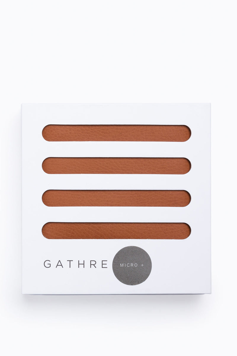 Gathre: Micro+ Changing Mat in Ginger