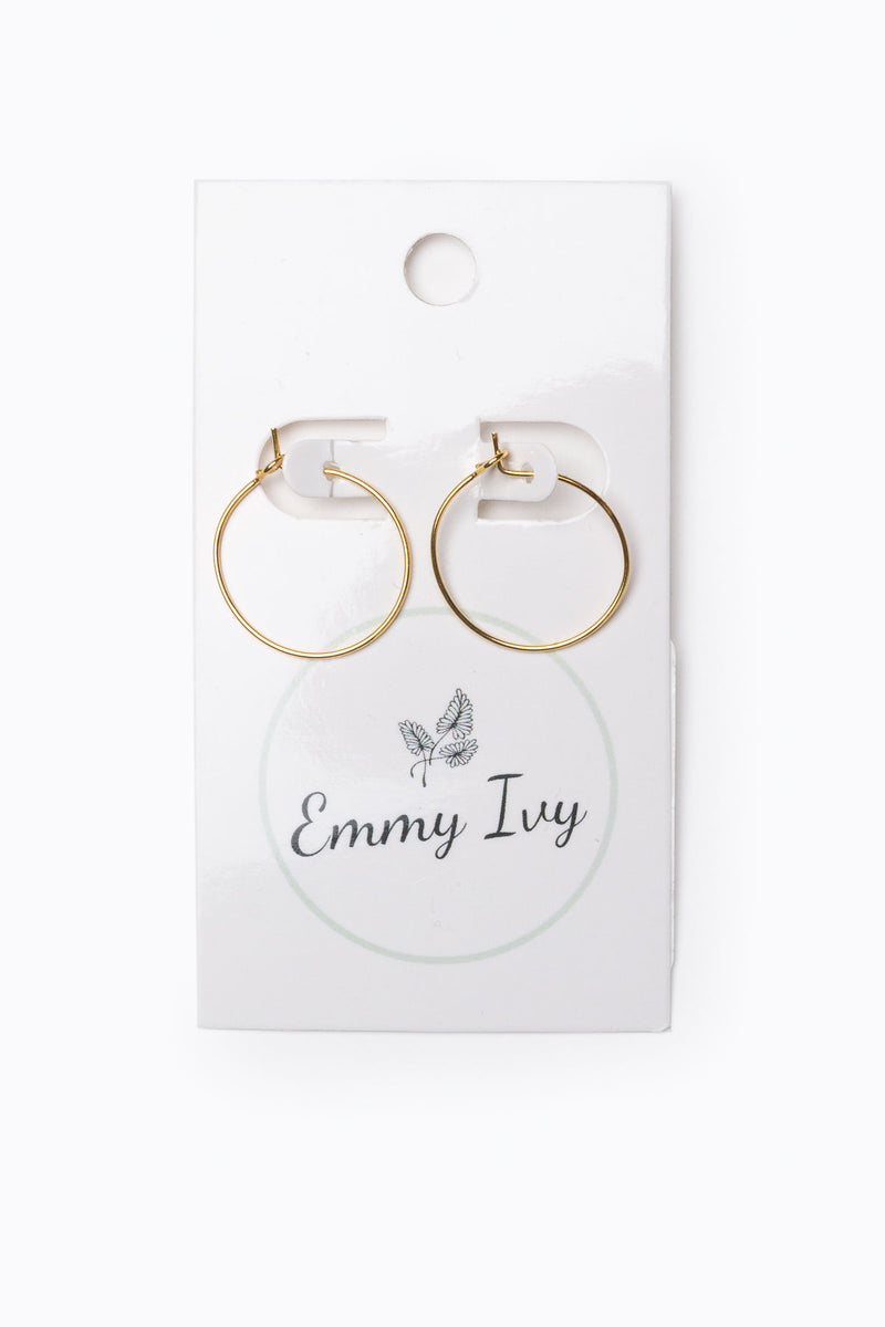 Emmy Ivy: Thin Line Hoops