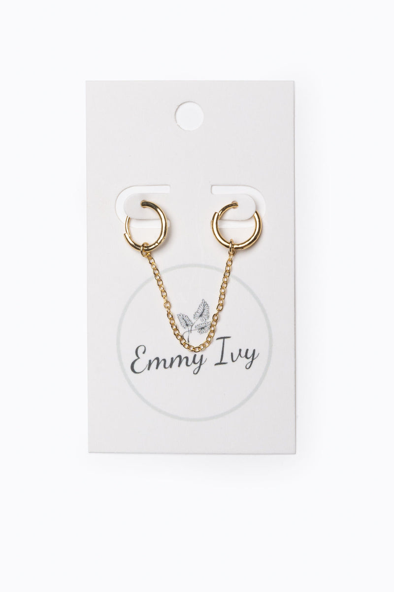 Emmy Ivy: Seeing Double Hoops