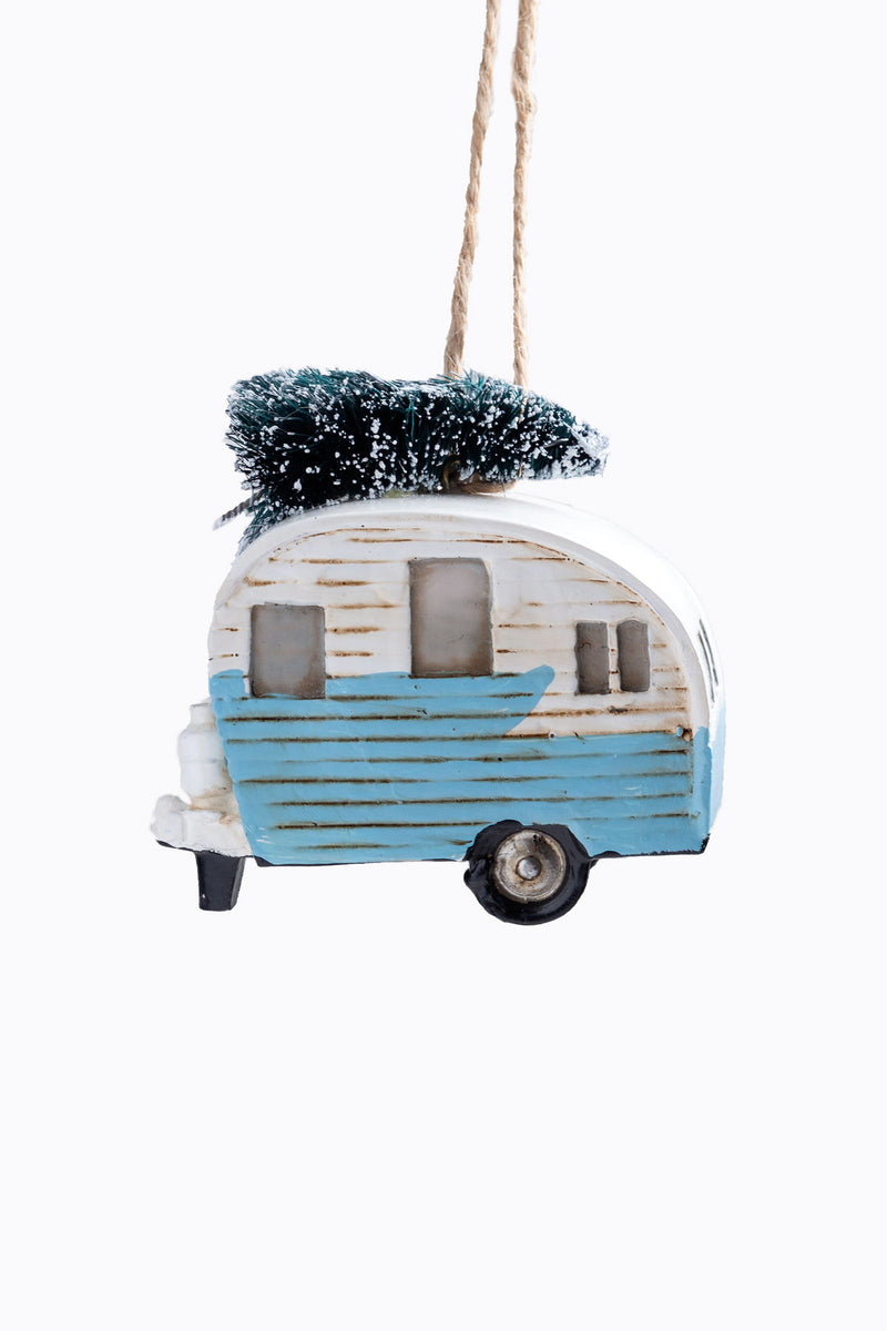 HOLIDAY: Camper Ornament
