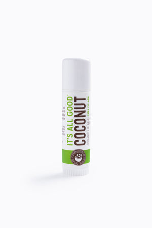 It's All Good: Coconut Lip Balm in Pina Colada