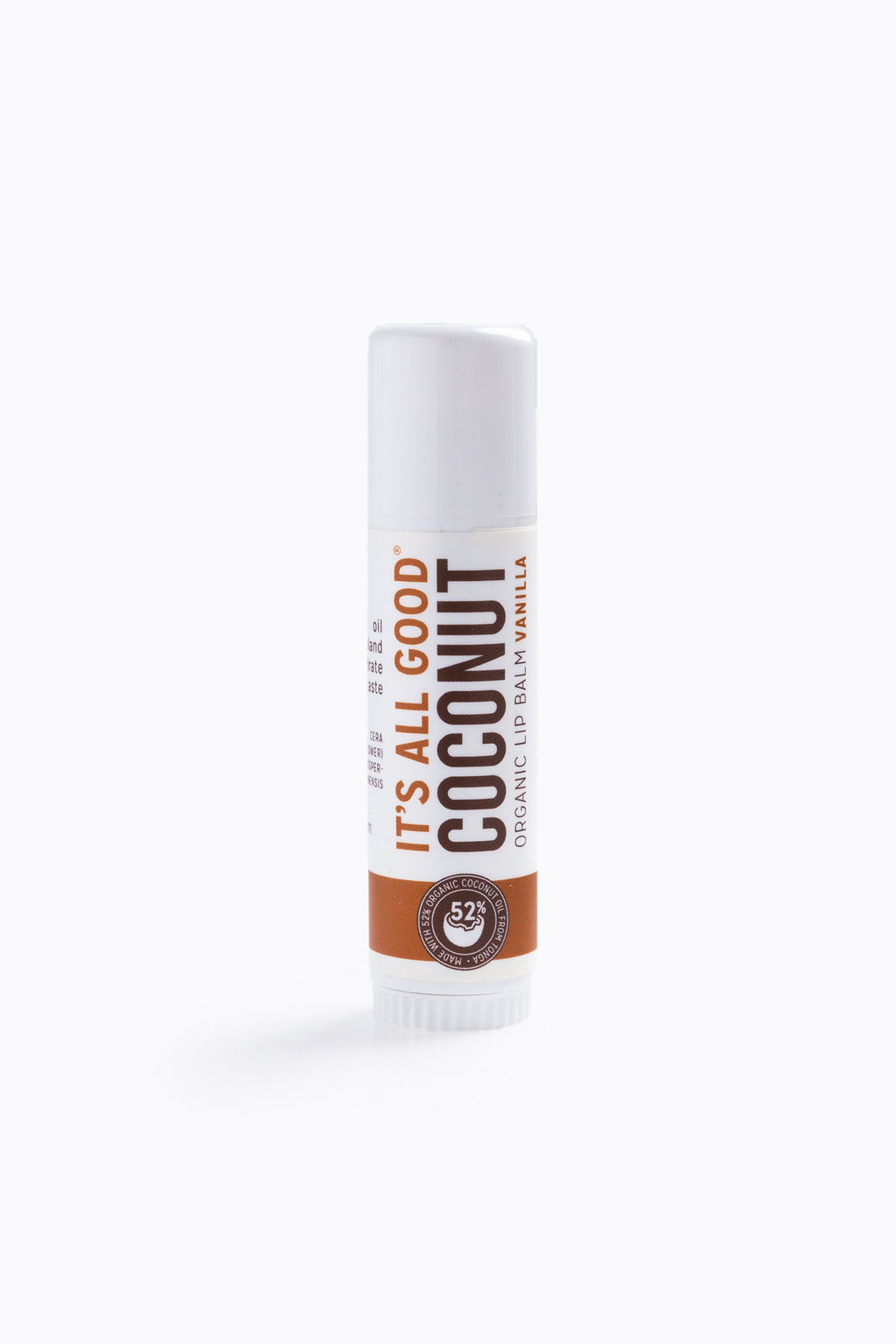 It's All Good: Coconut Lip Balm in Vanilla