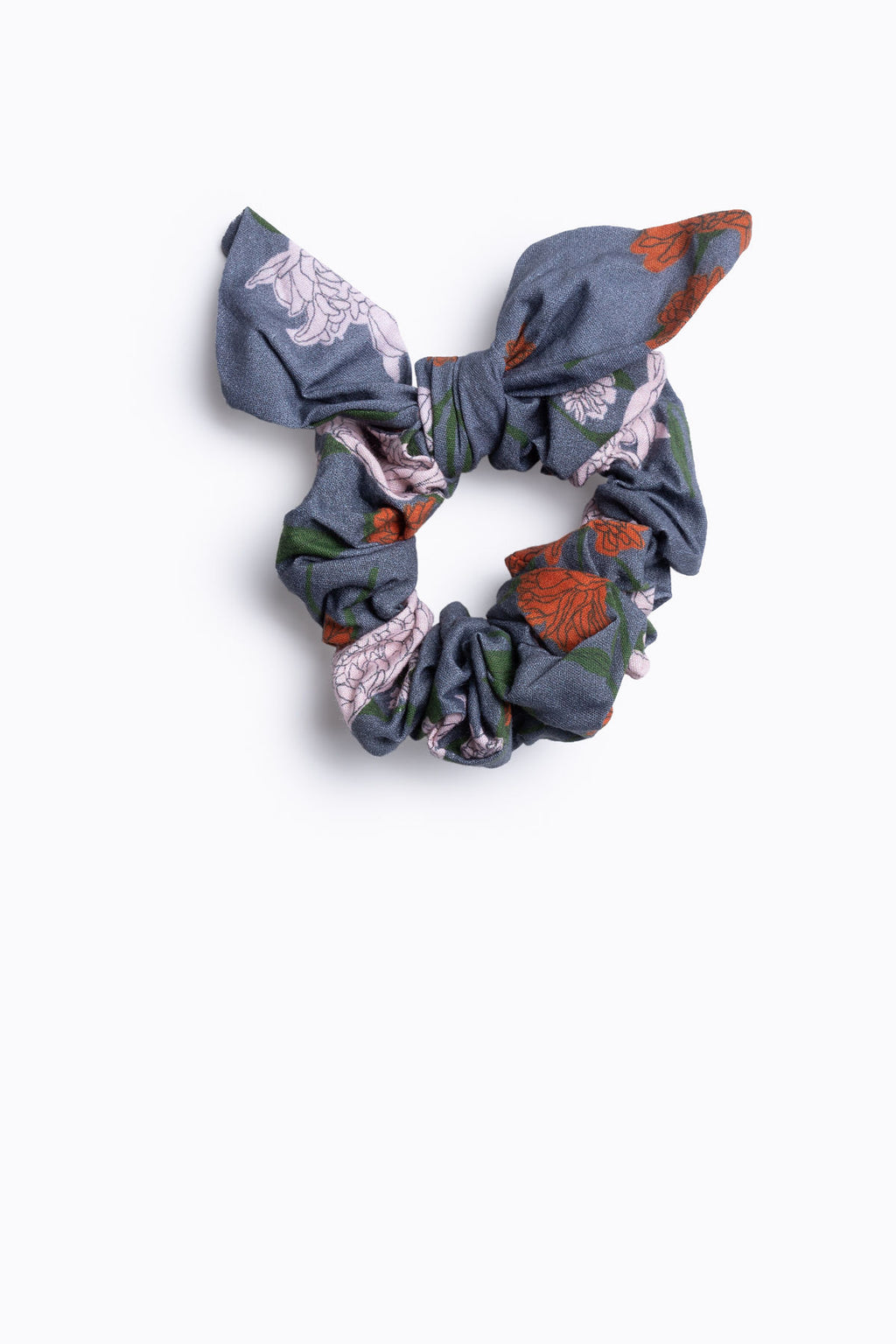 Piper & Scoot: Floral Knot Scrunchie