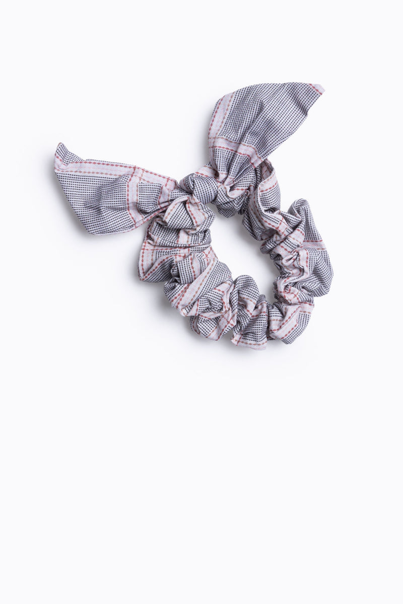 Piper & Scoot: Plaid Knot Scrunchie