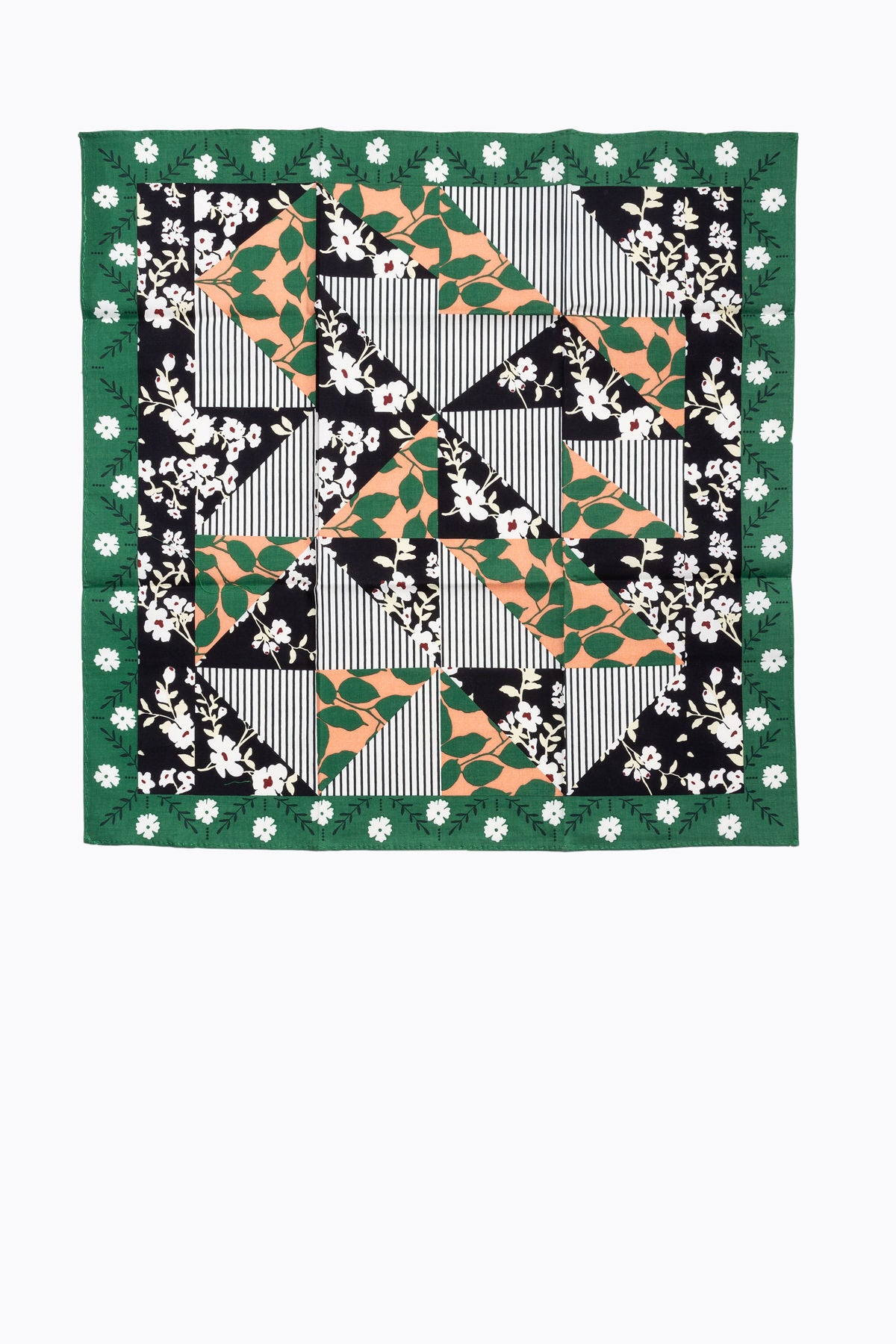 Piper & Scoot: Cotton Neck Scarf in Patchwork