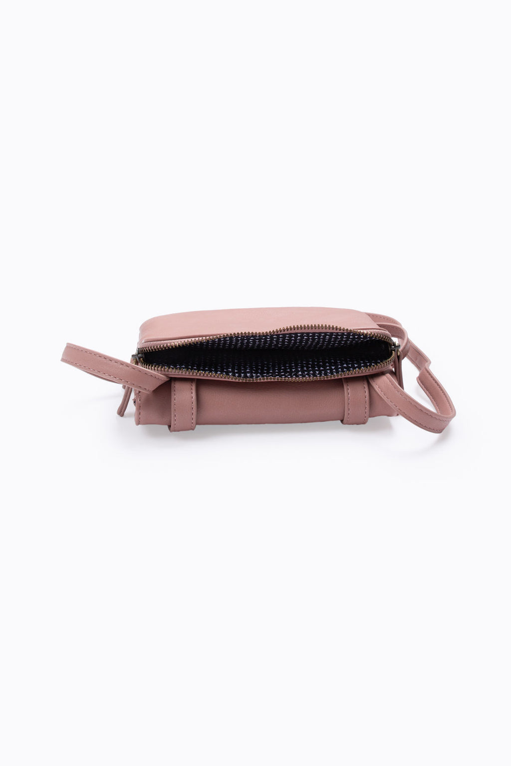 The Kiki Crossbody Bag in Blush