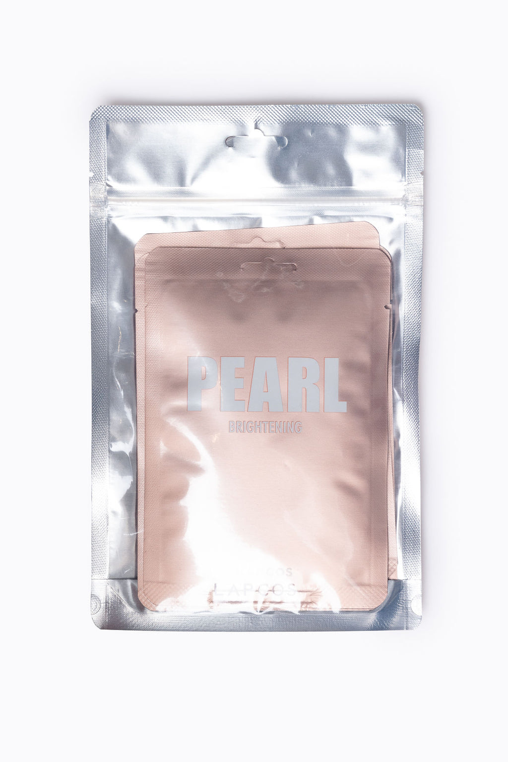 Lapcos: Daily Skin Mask - Pearl (5-pack)