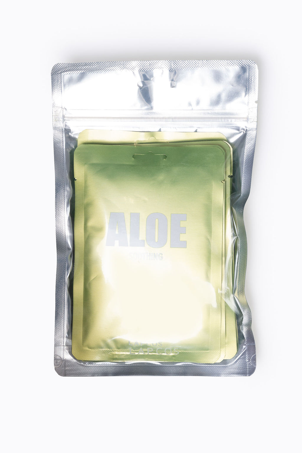 Lapcos: Daily Skin Mask - Aloe (5-pack)