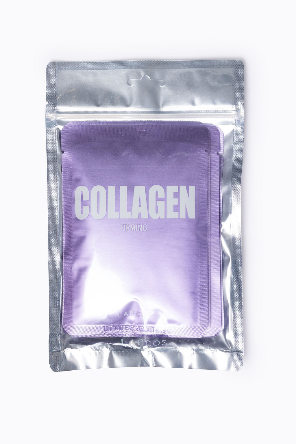 Lapcos: Daily Skin Mask - Collagen (5-pack)