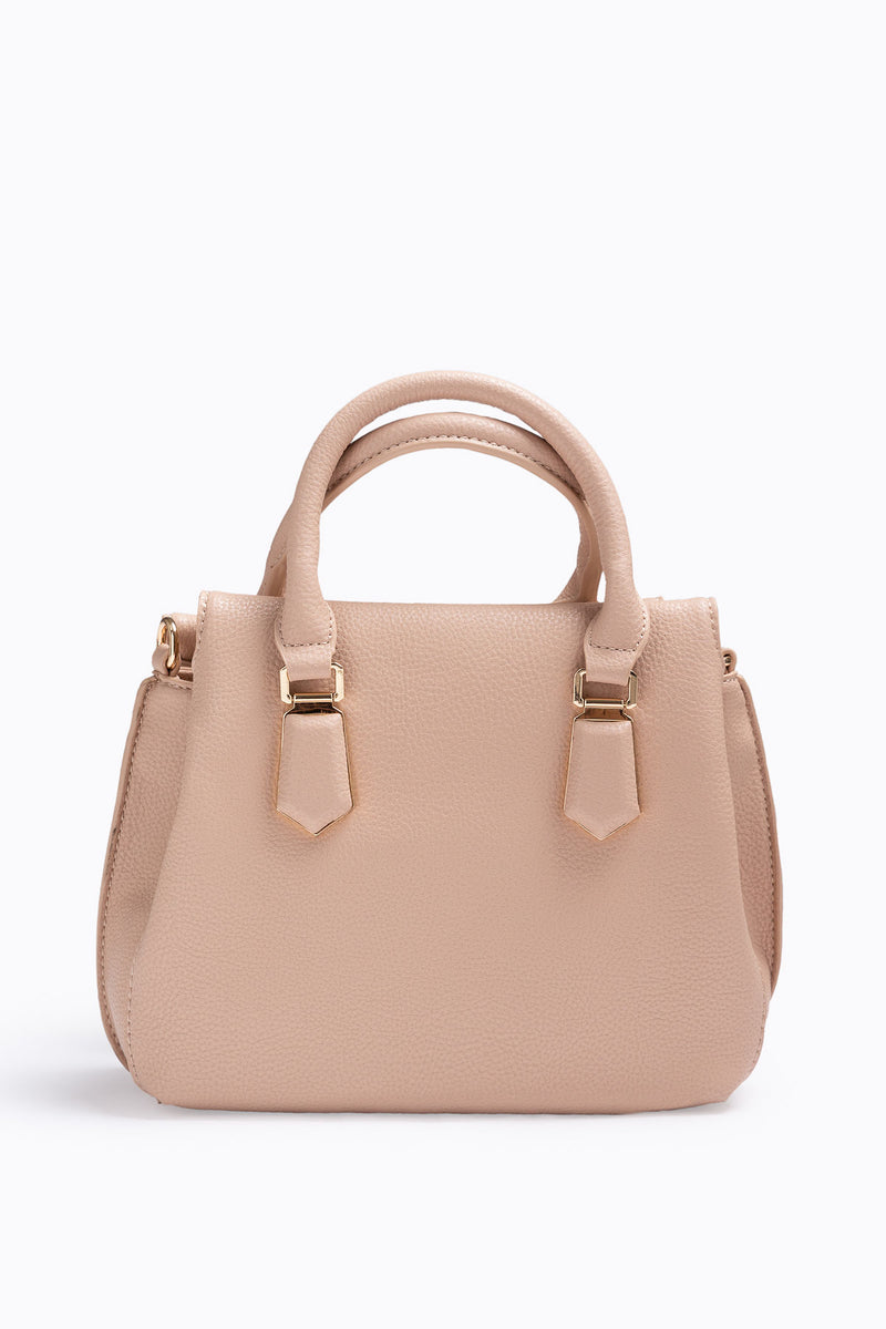 The Emmylou Handbag in Nude