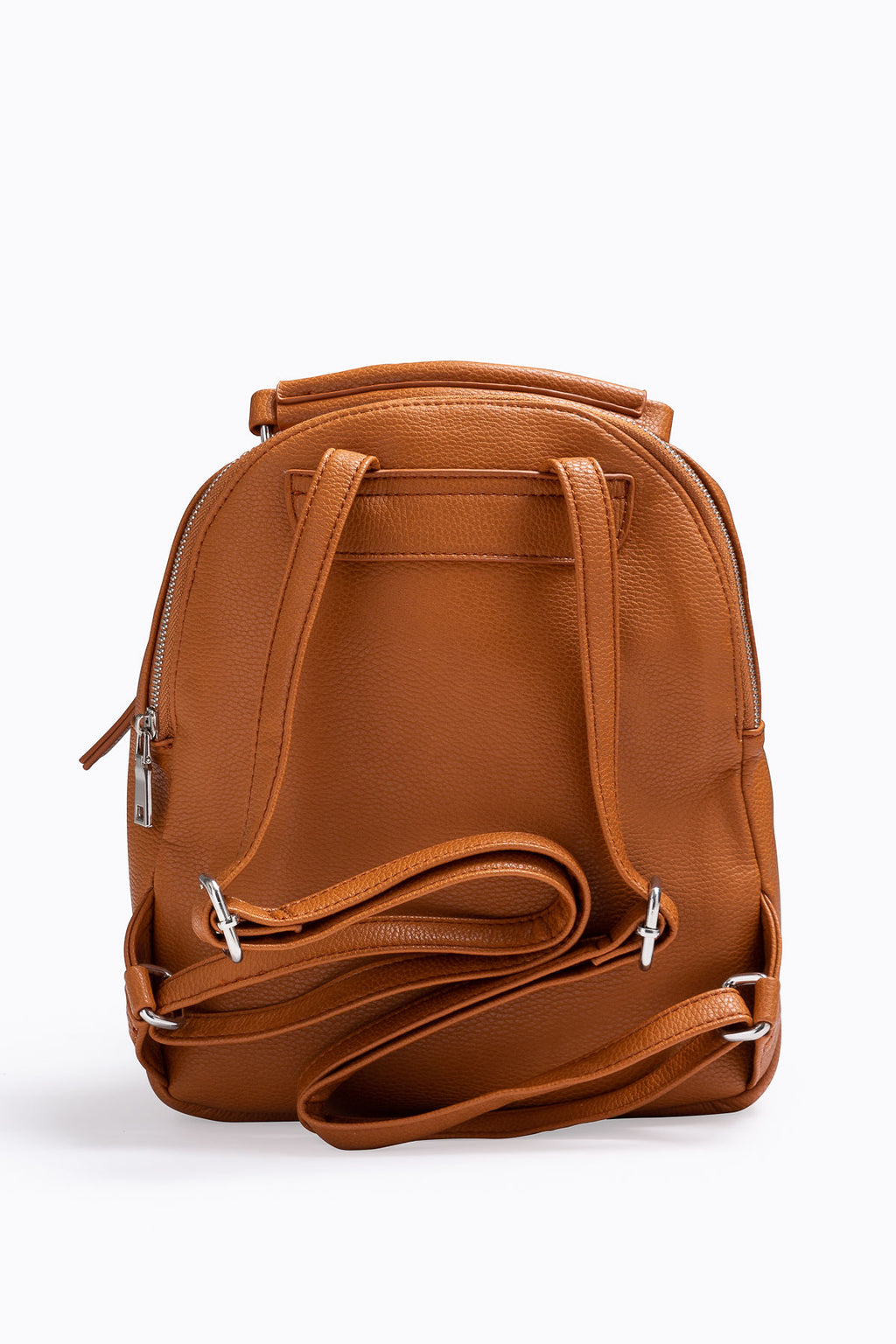 The Harper Convertible Backpack in Tan