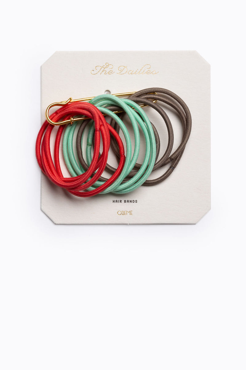 Odeme: Red Variety Hair Bands